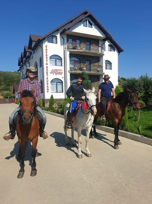 """Centrul de echitație """"Caii lui Bogdan"""""""