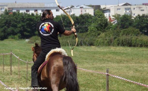 CAII ROMANIEI LA ZILELE SARATA MONTEORU, 13-15.07.2012