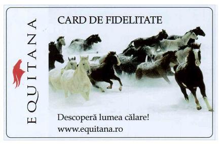 CARD DE FIDELITATE EQUITANA
