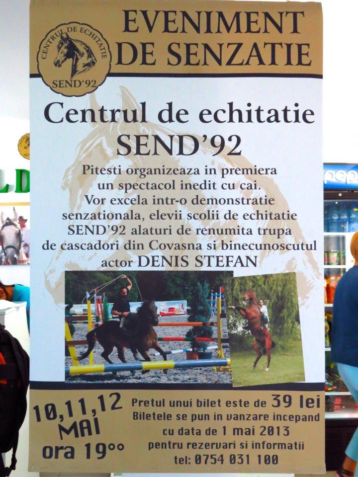 UN EVENIMENT DE SUCCES: PITESTI HORSE SHOW 2013
