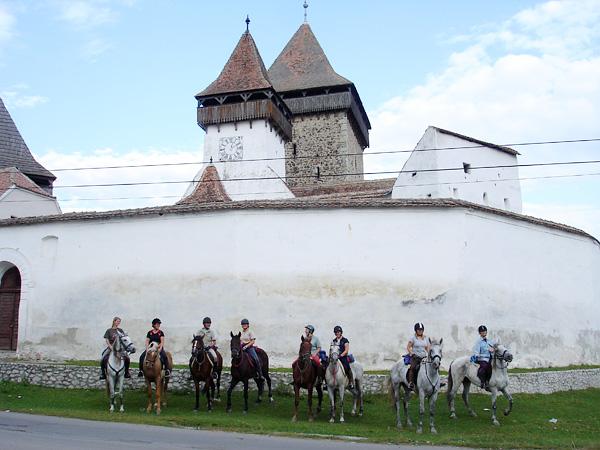 Centrul ecvestru Equus Silvania, Şinca Nouă, jud. Braşov