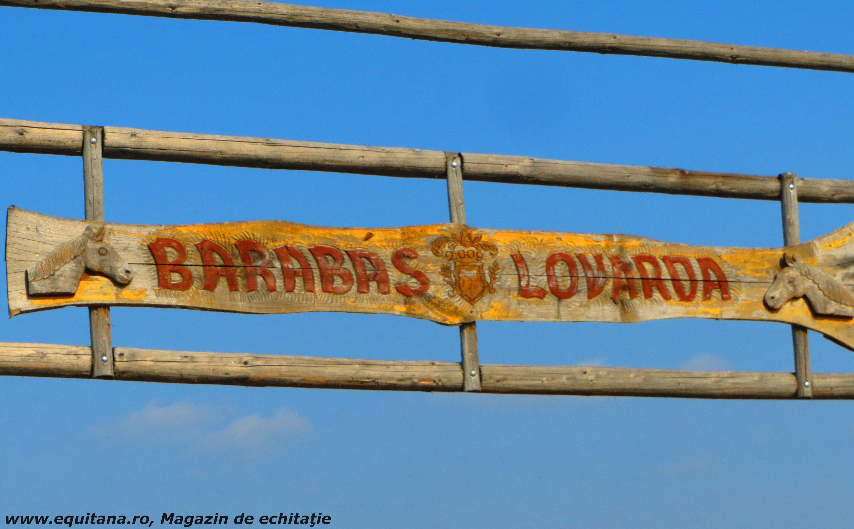Centrul de echitaţie Barabás, Arcuş, jud. Covasna