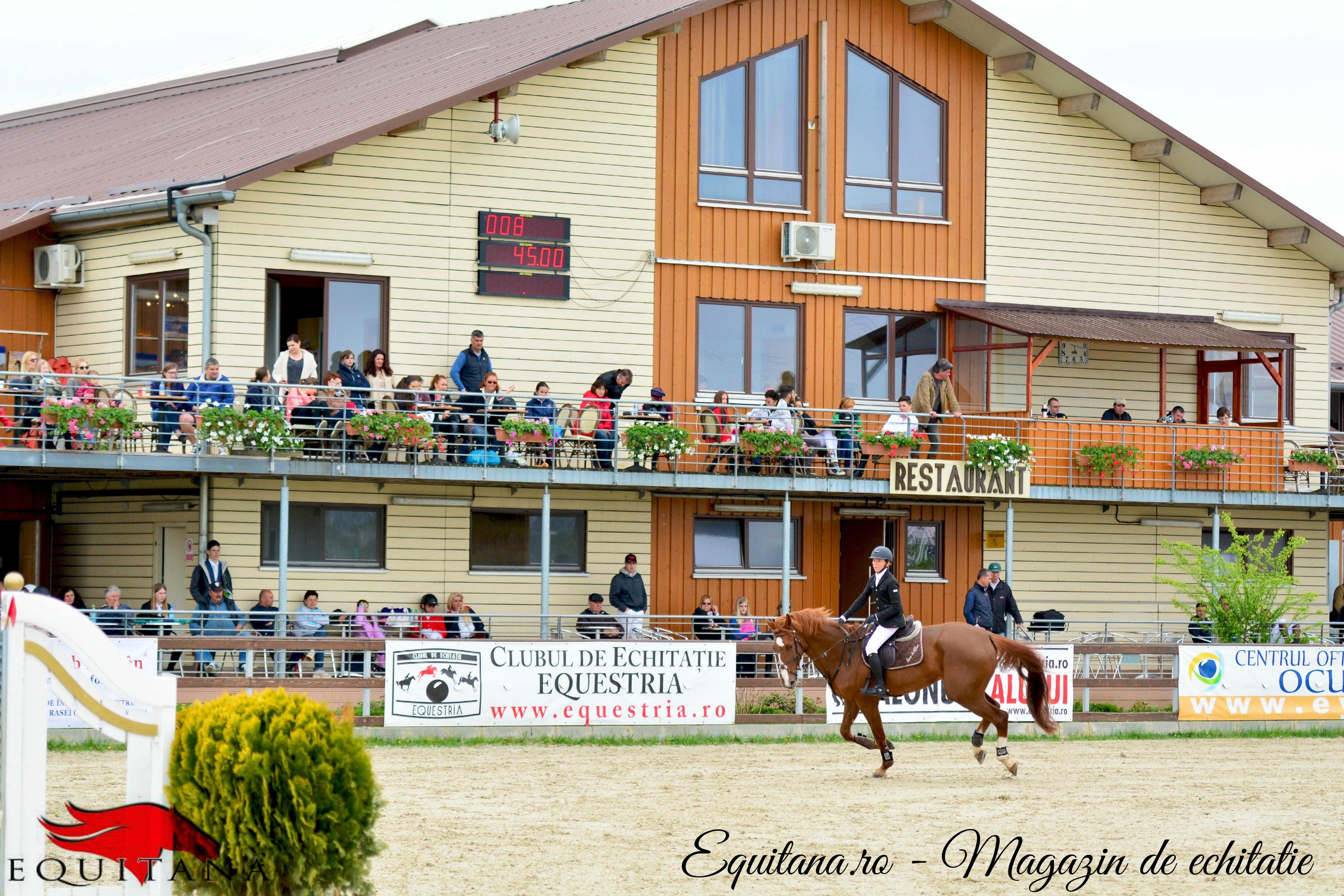 A doua etapă a Circuitului Salonul Calului
