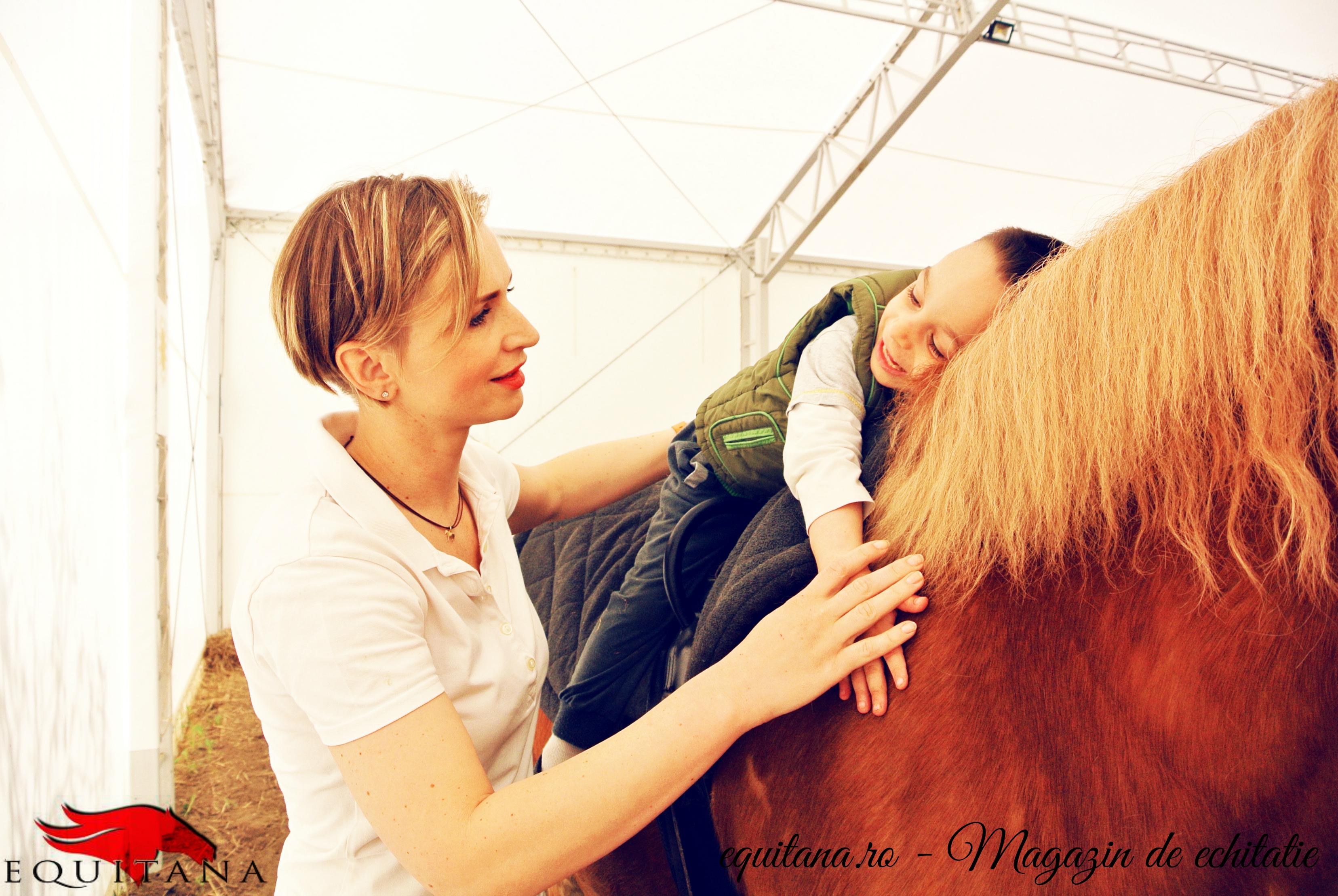 În pas de cal spre o viaţă mai bună