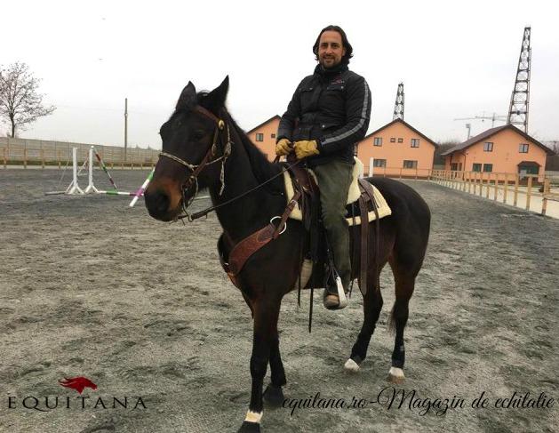 Denis Ştefan şi proiectul Uma la Equestrian Worldwide în Austria