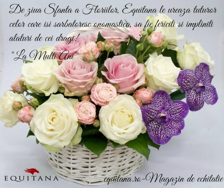 La mulți ani de Florii