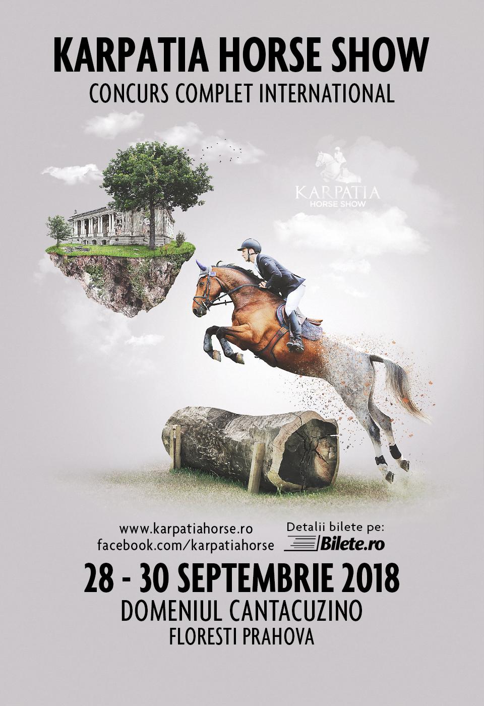 Karpatia Horse Show, Florești, jud. Prahova