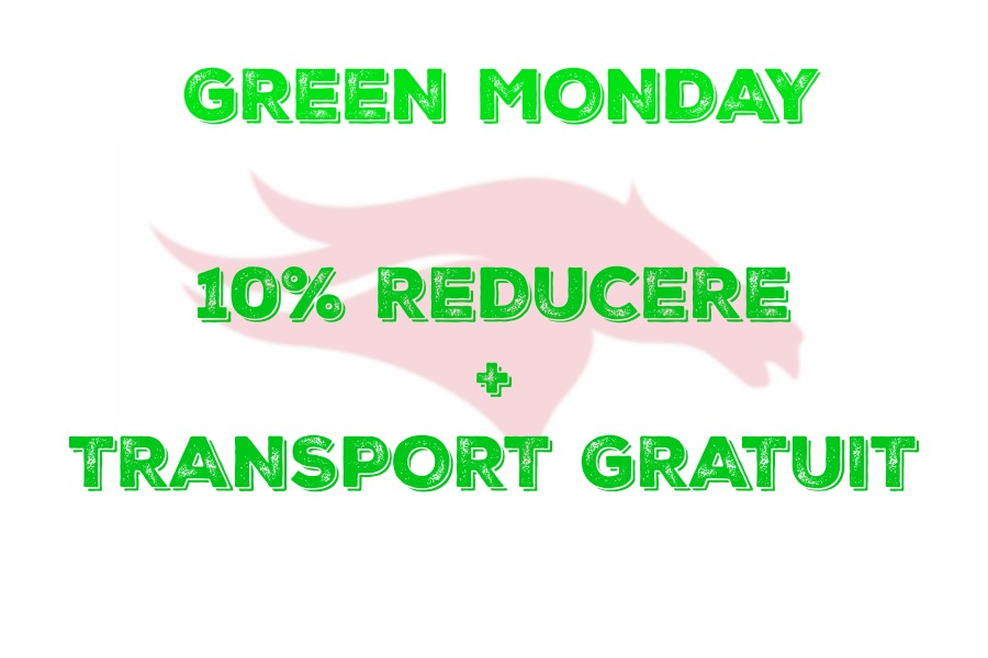 Green Monday la Equitana