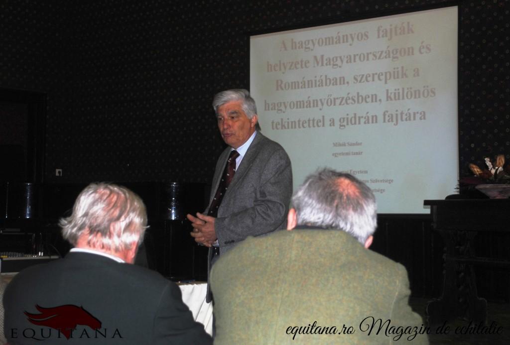 Conferință ecvestră la Târgu Mureș