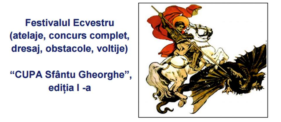 "Festivalul ecvestru ""Cupa Sfântu Gheorghe"""