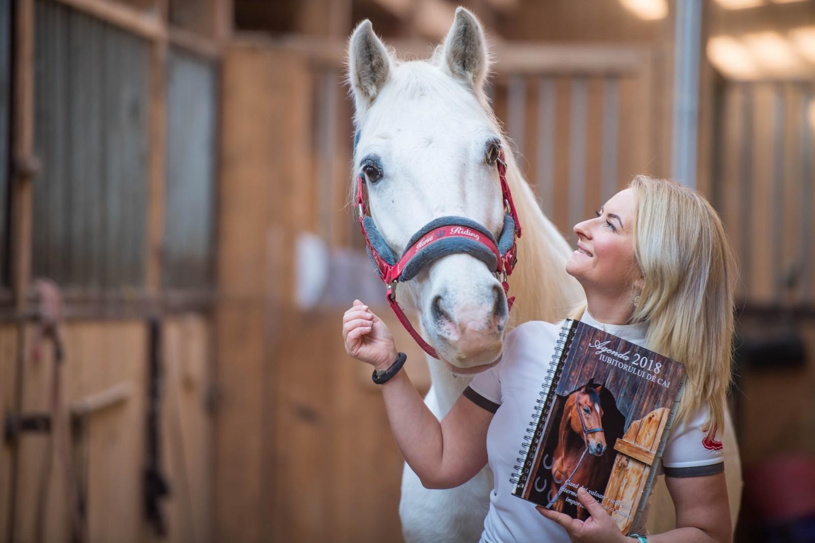 """Nou la Equitana: """"Agenda iubitorului de cai""""!"""