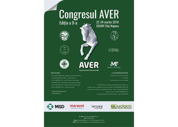 Congres Aver, Cluj-Napoca
