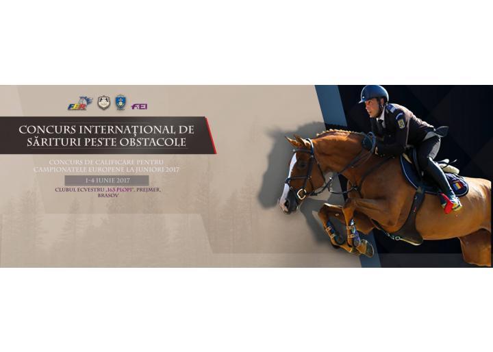 Concurs Internațional De Sărituri Peste Obstacole, Prejmer, Brașov