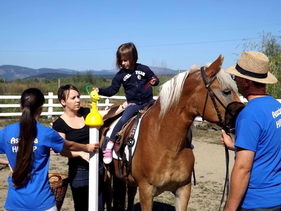Asociația de călărie terapeutică Hip-Tep, Leorinț, jud. Alba
