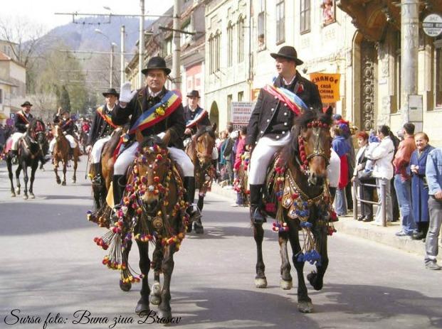 Parada Junilor la Brașov