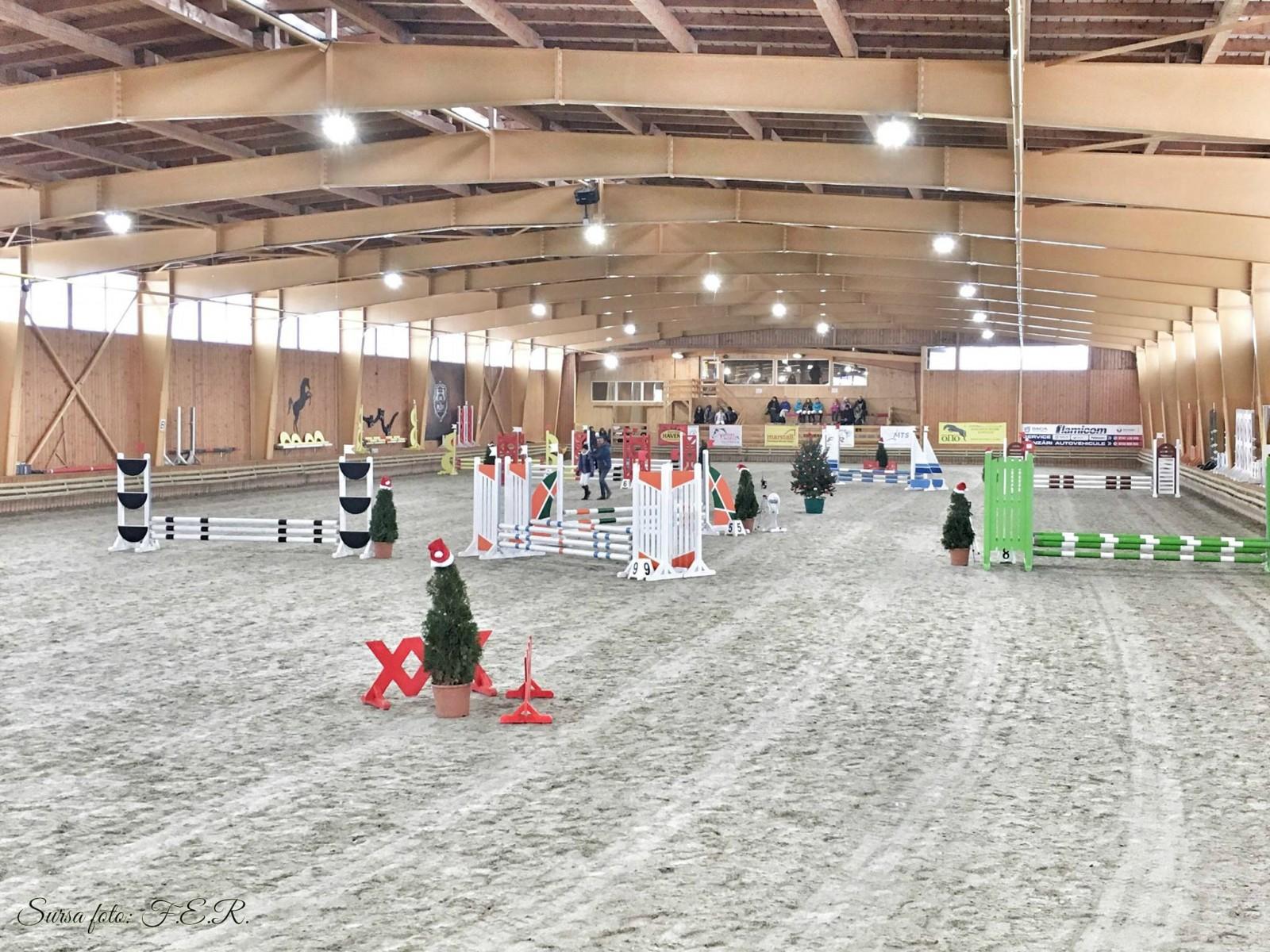 Circuit de Sărituri peste Obstacole în Sală, Etapa a IV-a, 03-05 februarie, Prejmer