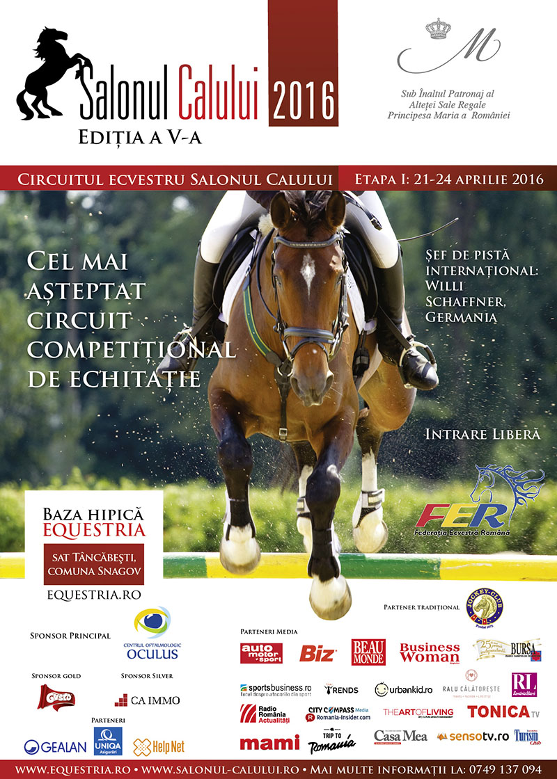 Circuitul Salonul Calului, 22-25 Septembrie, Equestria