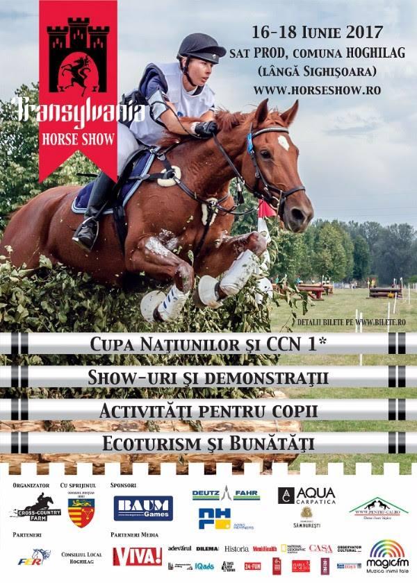 Transylvania Horse Show 2017