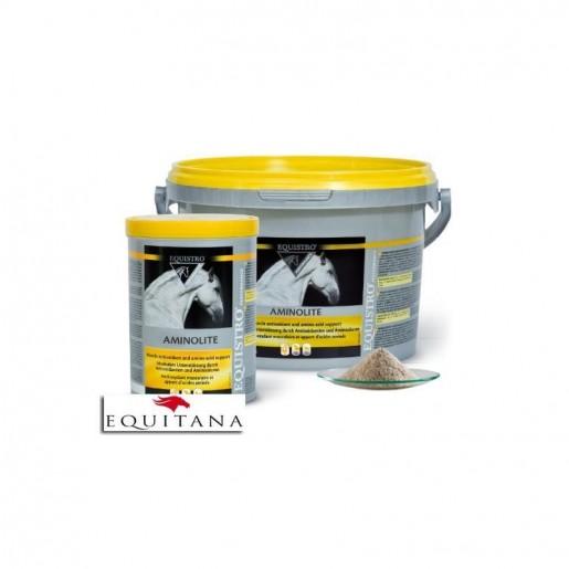 Aminolite, pentru iepe, manji si cai de sport, 1000 g, Equistro-1065