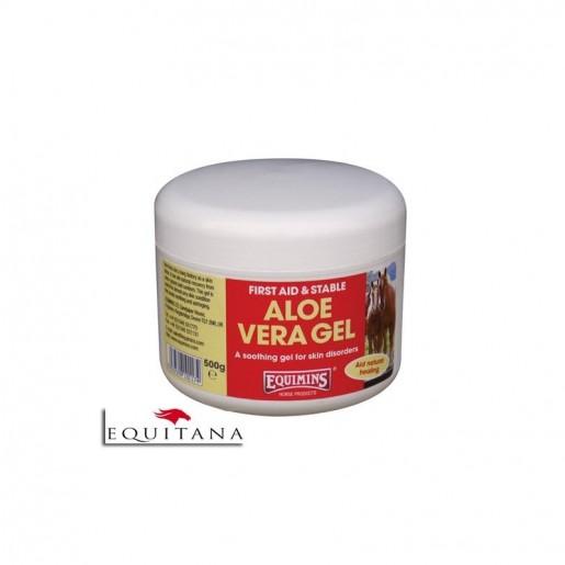Gel pentru rani cu Aloe Vera, Equimins-1093