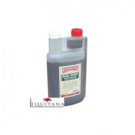 Tinctura din plante medicinal pentru respiratie, Air-Way Liquid, Equimins-1102