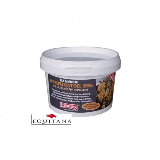 Gel impotriva mustelor, Fly Repellent Gel 3535, Equimins-1562