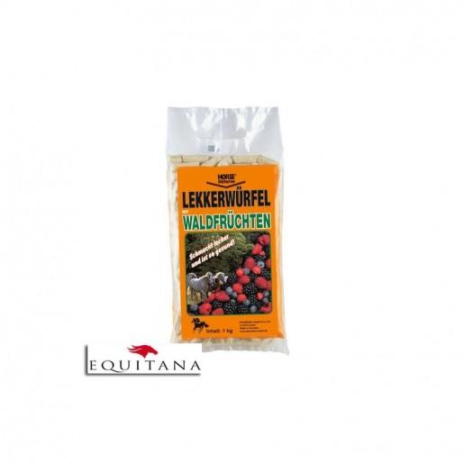 Recompense cu aroma de  fructe de padure, pentru cal, 100% naturale-1666