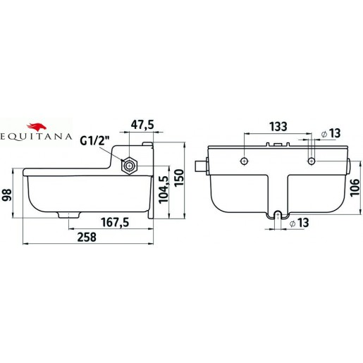 Adapator fonta S195 3Litri
