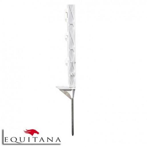 Stalp de pastic pentru gard electric Titan Plus