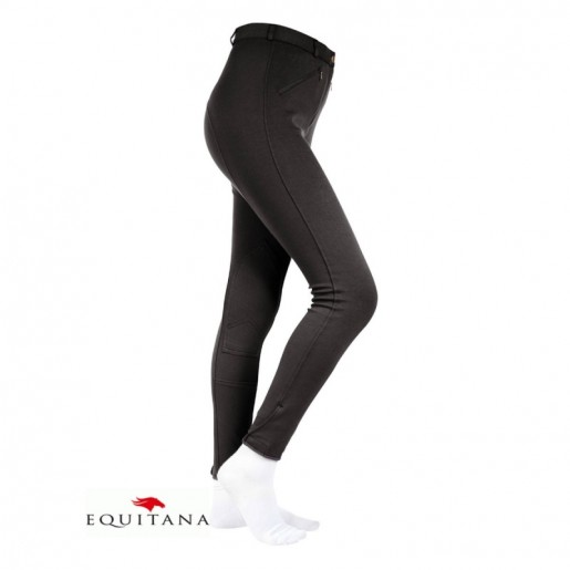 Pantaloni de calarie din bumbac-2446