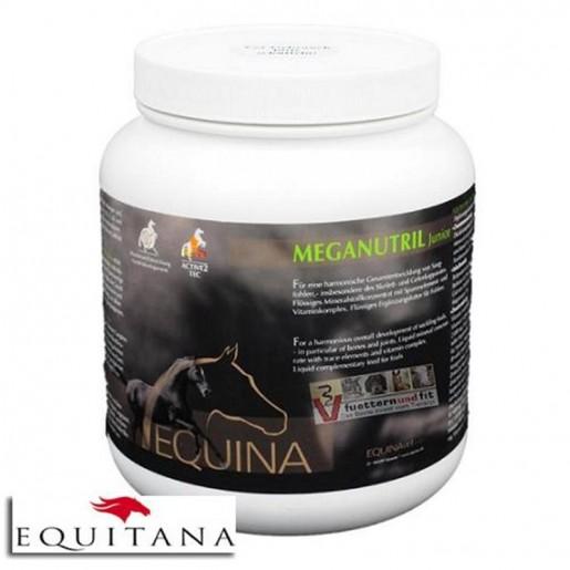 Supliment nutritiv Meganutril Junior Equistro