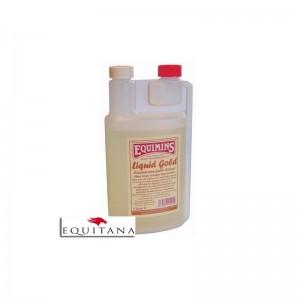 Aur lichid, concentrat de usturoi, Liquid Gold, Equimins-1100