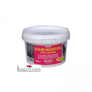 Unsoare pentru copite cu lanolina, Solid hoof oil with Lanolin, Equimins-1260