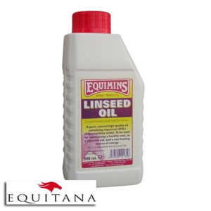 Ulei din seminte de in Linseed Oil Equimins