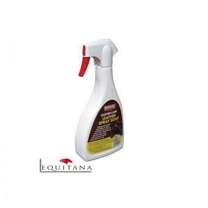 Sapun lichid pentru piele, cu pulverizator,  Leather Spray Soap, Equimins -2014