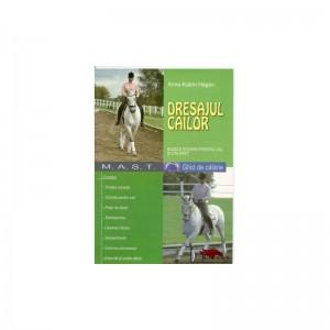 Dresajul cailor, bazele initierii pentru cal si calaret de Anne-Katrin Hagen-2313