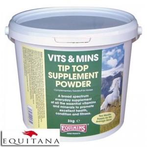 Supliment nutritiv Tip Top Tip Top Supplement Equimins