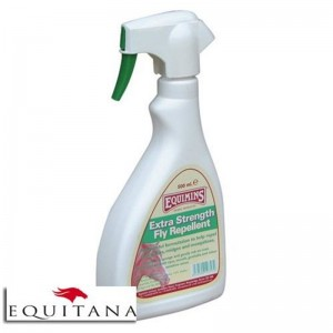 Spray extra-util impotriva insectelor Extra Fly Repellent Equimins