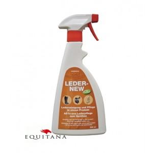 Solutie pentru curatat produse din piele