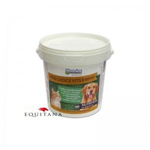 Vitamine si minerale pentru caini si pisici, Pro choice