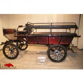 Trasura Wagonette WG -138, Glinkowski-2321