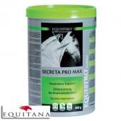 Secreta Pro Max pentru sistemul respirator Equistro