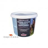 Supliment nutritiv pentru manji si cai tineri, Young Stock Formula Supplement